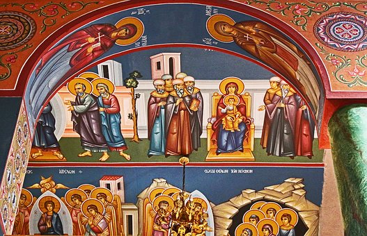 Church, Atmosphere, Christianity, Greek Church, Believe