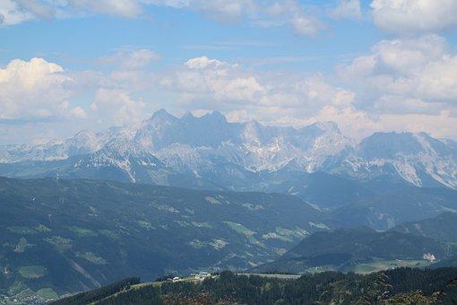 Alps, Austria, Mountains, Landscape, Nature