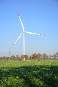 Pinwheel, Current, Power Generation, Energy, Wind Power