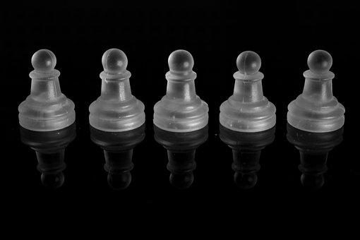 Chess, Chessboard, Game, Battle, Board, Queen, White