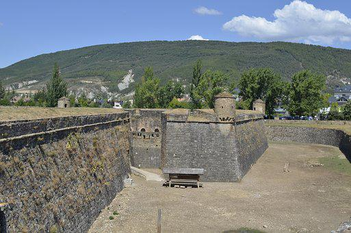 Fortress, Military, Pit, Defense, Strong, Castle