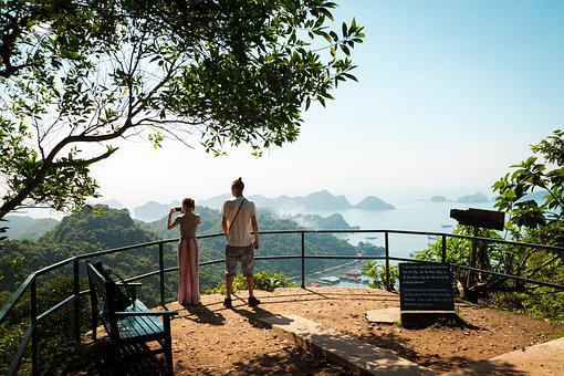 Vietnam, Two Style, Cat Ba, Island, Cat Ba Island