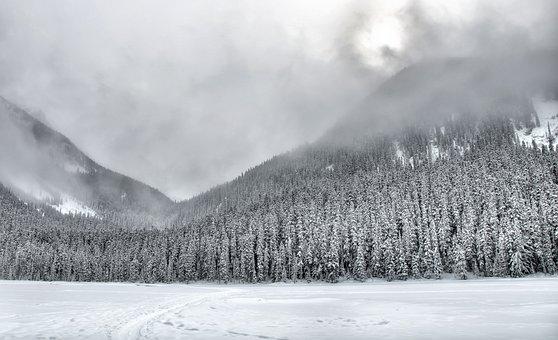 Bc, British Columbia, Canada, Clean, Clouds, Cloudy