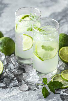 Beverage, Citrus, Closeup, Cold, Cold Drink