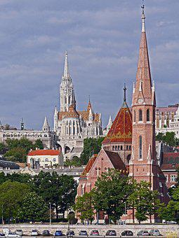 Budapest, Matthias Church, Fishermen's Bastion