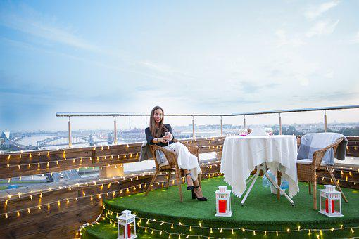 Girl, Champagne, Glass, Alcohol, Wine, Celebration