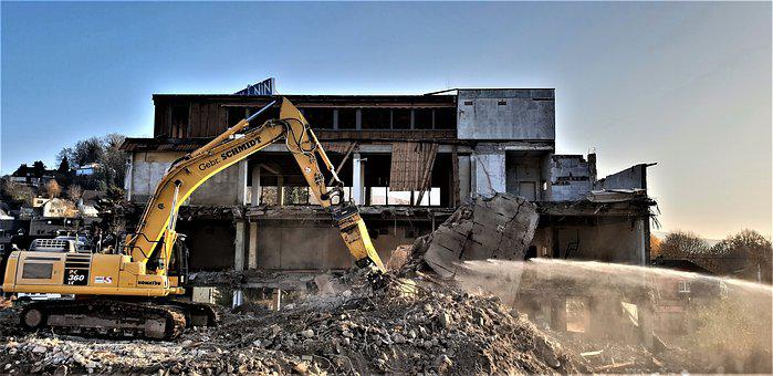 Westerburg, Demolition Of The Department Store