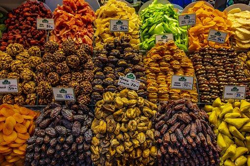 Ate, Food, Nutrition, Health, Fruit, Snack, Seed