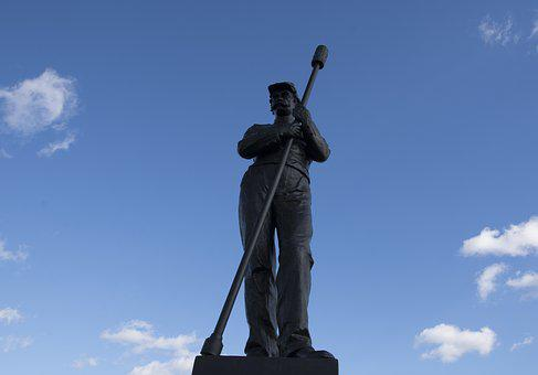 Gettysburg, Pennsylvania, War, Battlefield, Historic