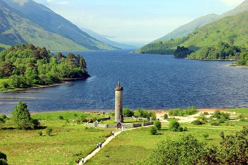 Glenfinnan Monument, Places Of Interest, Scotland