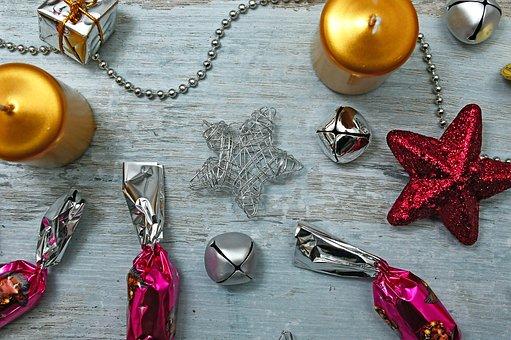 Glamour, Christmas, Ornament, Celebration, Festive