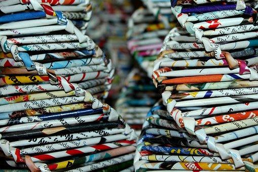 Origami, Papieroplastyka, Paper, Newspapers, Creativity