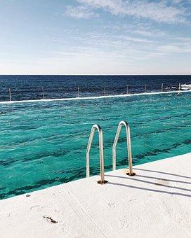 Swim, Ocean, Summer, Sea, Water, Swimming, Underwater