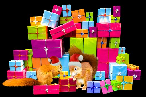 Emotions, Christmas, Christmas Time, Gifts, Surprise