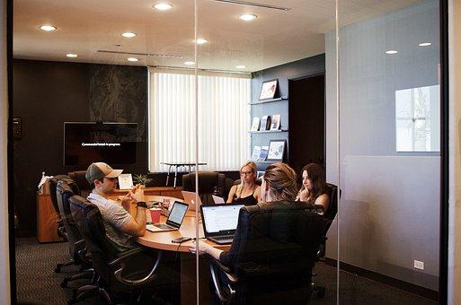 Work, Team, Office, Meeting, Teamwork, Business, Group