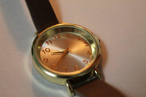Watch, Time, Hours, Minutes, Pointer, Timepiece, Old