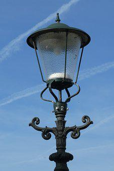 Lantern, Light, Dark, Lamp, Vote, Night, Decorative