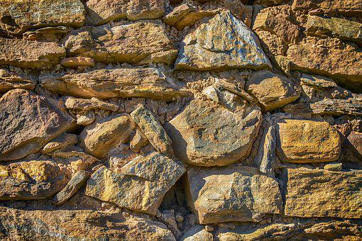 Wall, Stone, Architecture, Texture, Pattern