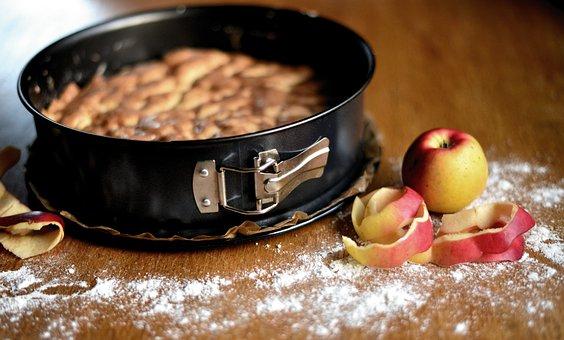 Cake, Cake Mould, Springform Pan, Baking Dish, Bake