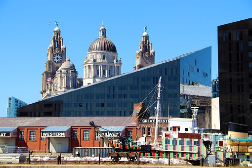 Liverpool, Buildings, Architecture, England, Historic