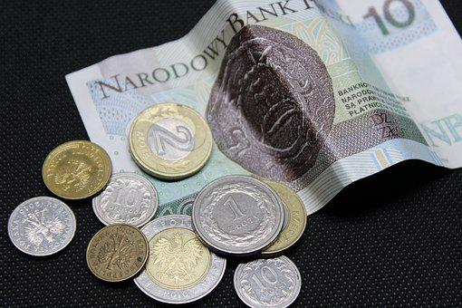 Zloty, Poland, Polish, Cash, Business, Coins, Currency