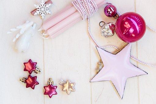Christmas, Decoration, Tree Decorations, Advent