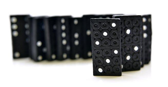 Domino, Dominoes, Play, Play Stone, Toys