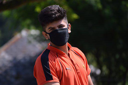 Mask, Pollution, Environment, Toxic, Gas, People