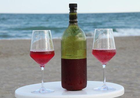 Wine, Wine Glasses, Wine Glass, Drink, Glass, Red Wine