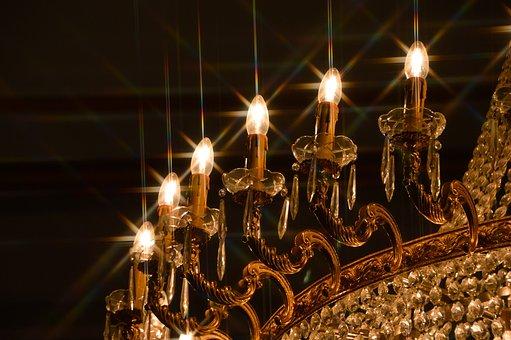 Lights, Candles, Glow, Decoration, Light, Brilliant