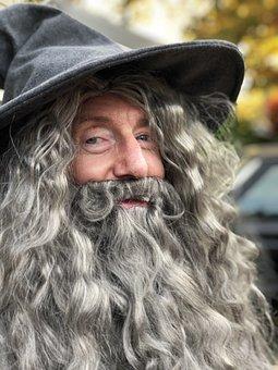 Grandfather, Halloween, Gandalf