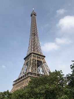 Paris, Eiffel Tower, International Travel, Monument