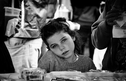 Innocence, Child, Little Girl, Girl, Childhood