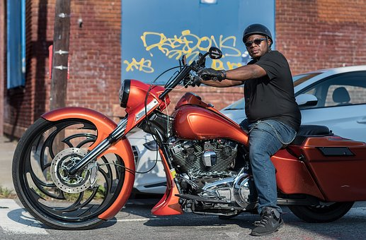 Custom Harley, Bike, Motorcycle, Davidson