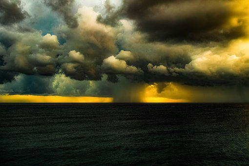 Storm, Clouds, Sky, Weather, Nature, Thunderstorm