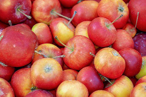 Apple, Vitamins, Fruit, Eat, Healthy, Advent