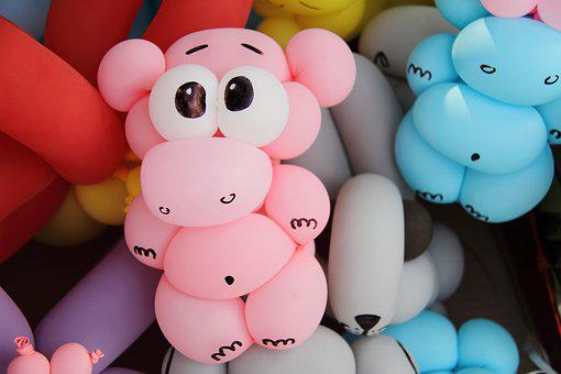 Balloon, Animal, Animals, Art, Fun, Sculpture, Toy