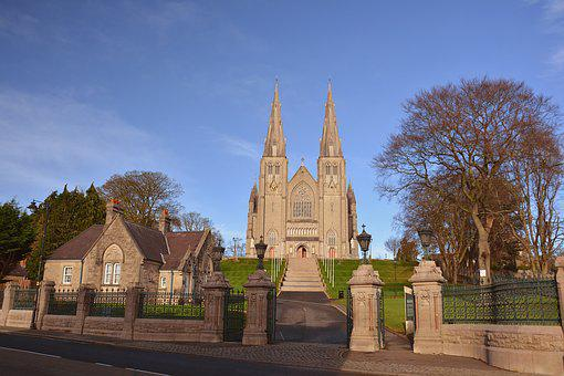 Armagh Cathedral, St Patrick's Cathedral Armagh, Church
