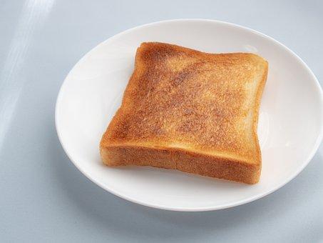 Breakfast, Morning, Toast, Food, Delicious, Brown, Diet
