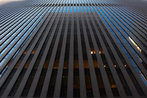 Building, Facade, Buildings, Urban, Skyscraper