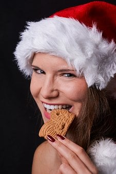 Santa Claus, Christmas Woman, Christmas, Speculaas