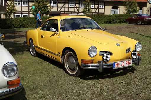 Oldtimer, Volkswagen, Classic Car Meeting, Volker Home