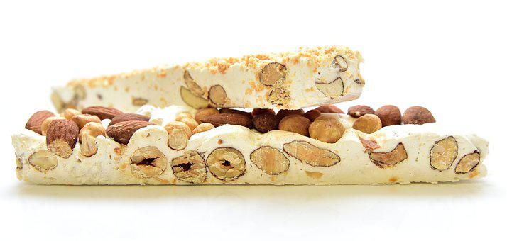 Torrone, Confectionery, Sweet Goods, Oriental