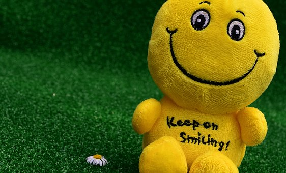 Smiley, Happy, Funny, Laugh, Emoticon, Emotion, Yellow