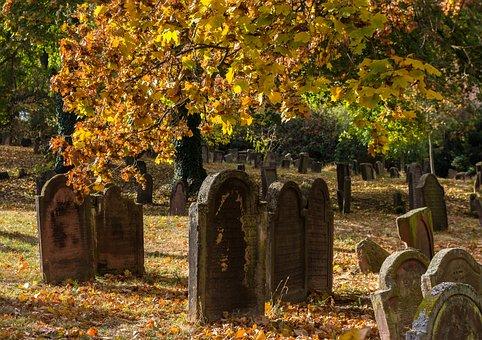 Jewish, Cemetery, Grave Stones, Commemorate, Stone