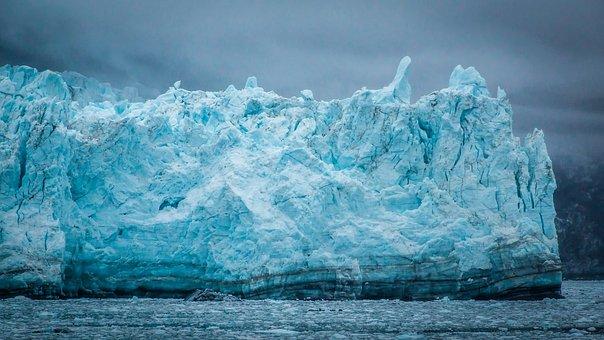 Canada, Margerie Glacier, Nature