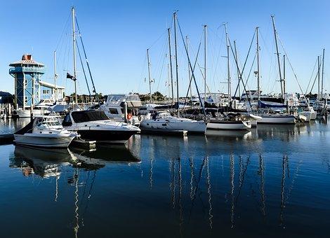 Yacht, Boat, Sea, Water, Ship, Ocean, Travel, Sailing