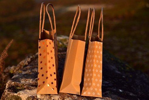 Bag, Paper Bag, Purchasing, Shopping Bag, Empty