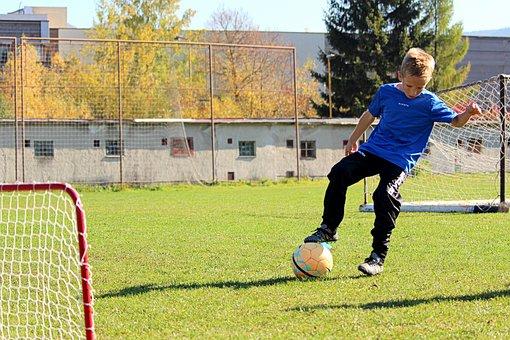Prep, Children, Football, Child, Boy, Ball, Game, Match