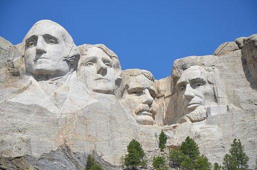 Mount, Rushmore, Monument